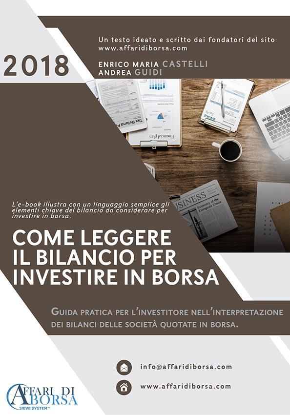 19e4a89867 Affari di Borsa - Come leggere il bilancio per investire in borsa
