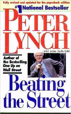 Beating the Street Paperback