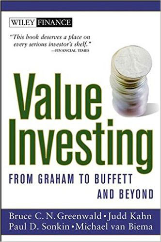 Value Investing from Graham to Buffet and beyond